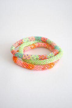 Color Lily & Laura Bracelets