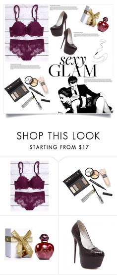 """""""Sexy Glam with Twinkledeals"""" by jasmina-fazlic ❤ liked on Polyvore featuring Borghese, Christian Dior and vintage"""