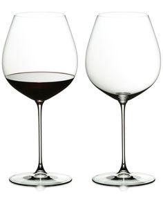 Riedel Veritas Collection 2-Pc. New World Pinot Noir Wine Glass Set