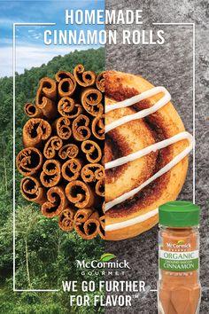 Breakfast Recipes, Dessert Recipes, Breakfast Ideas, Delicious Desserts, Yummy Food, Cupcakes, Roll Recipe, Cinnamon Rolls, Salads