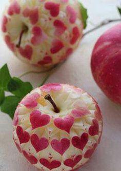 Que amor #Acho que a maçã que a Eva não resistiu era mais ou menos assim