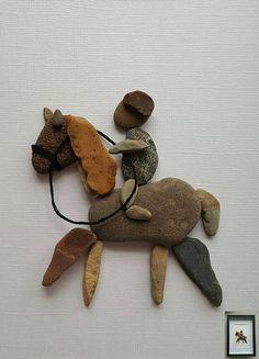 Paseos a caballo arte caballo caballo de piedra los