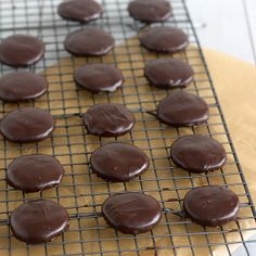 Homemade Thin Mints by Tracey's Culinary Adventures, via Flickr