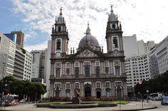 Igreja Nossa Senhora da Candelaria - Rio de Janeiro - Pesquisa Google