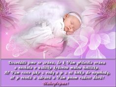 prani_narozeni_miminka Baby Cards, Bellisima, Bebe