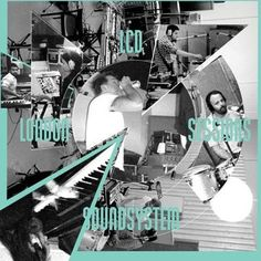 LCD Soundsystem - London Sessions (2LP) Vinyl Record