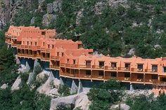 Hotel Mirador, Barranca del Cobre, Mexico