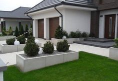 Best Indoor Garden Ideas for 2020 - Modern House Landscape, Garden Landscape Design, Small Garden Design, Front House Landscaping, Outdoor Landscaping, Patio Ideas Ireland, House Yard Design, Pergola, African House