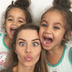The annual version of our rare baby names 2016 for girls is now out! Check out the latest suggestions in girl names that are not heard very often. Cute Family, Baby Family, Family Goals, Beautiful Family, Cute Twins, Cute Babies, Baby Kids, Baby Baby, Rare Baby Names