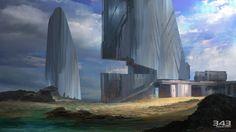Halo 2 Anniversary, Michael Pedro on ArtStation at https://www.artstation.com/artwork/halo-2-anniversary-bf108b26-9000-44a2-9bd5-02df1b38030e