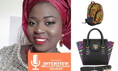 Meet Tosin Lawal CEO African things, read about her on digest.bellafricana.com