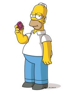 Homer Simpson stuffs his face with doughnuts, cheeseburgers and, yes, pizza. Now he has finally settled the food fight between the pizza heavyweights: Chicago deep dish versus New York-style thin crust.