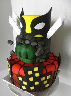 Cake Wrecks - Home - Sunday Sweets: Avengers, Assemble!