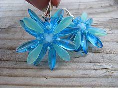 Ridgways / Hippie collection -aquamarine flowers