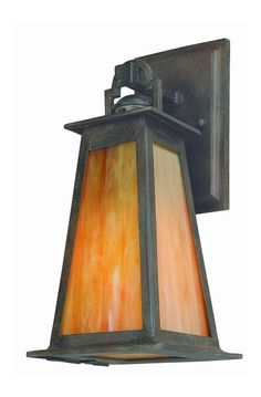 "Troy Lighting B9881 Lucerne 1 Light 14"" Outdoor Wall Sconce Statuary Bronze / Dark Sky Outdoor Lighting Wall Sconces Outdoor Wall Sconces"