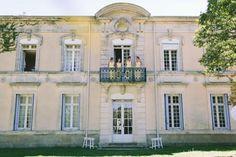 Chateau du Puits es Pratx, South of France Matt & Kim / Wedding Style Inspiration / LANE Photography: Beck Rocchi