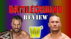 WWE Battleground 2017 Review | Wrestling With Wregret - https://www.fashionhowtip.com/post/wwe-battleground-2017-review-wrestling-with-wregret/