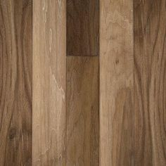 Bruce Walnut Shades of White 3/8 in. Thick x 5 in. Wide x Varying Length Engineered Hardwood Flooring (25 sq. ft. / case)