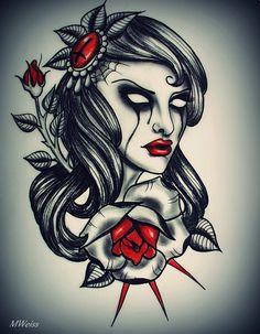 Tattoo Designs by Mariola Weiss | Cuded
