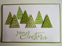 Pennant Parade by StampinJacqueline inspired on Pinterest
