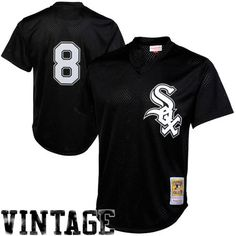 4efee0dc840 Mitchell   Ness Bo Jackson Chicago White Sox 1993 Authentic Cooperstown  Collection Batting Practice Jersey -