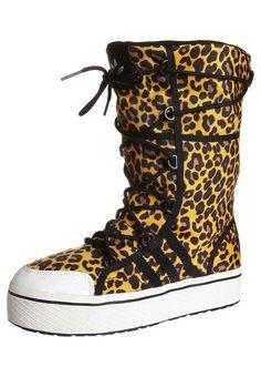 I NEED THEM!!!  HONEY WINTER - Snowboot / Winterstiefel - cragol/black