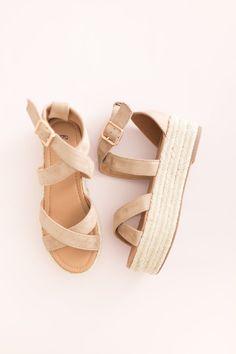 Beach Day Sandals