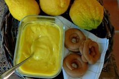 Lemon curd Eat Greek, Cheesecake Cupcakes, My Dessert, Lemon Curd, Sweet And Salty, Different Recipes, Deserts, Pudding, Favorite Recipes