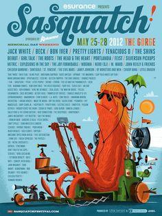 Dream Festival 2: Sasquatch