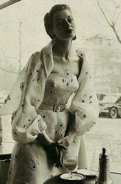 Capucine - 1953 - @~ Mlle #xtravagans