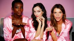 I Followed the Victoria's Secret Angels' Skincare Routine—And It Was Actually Easy | This straightforward skincare routine helps create the glowy skin finish Victoria's Secret Angels are always sporting.