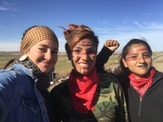 Shailene Woodley protesting the North Dakota Access Pipeline
