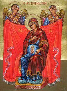 Religious Icons, Religious Art, Byzantine Icons, Madonna And Child, Blessed Virgin Mary, Orthodox Icons, Mother Mary, Catholic, Princess Zelda