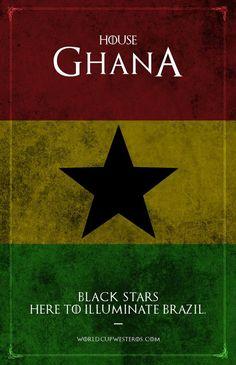 #Ghana