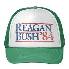6469922b6 14 Best Reagan Bush 84 Hat images in 2013 | Hair caps, Mesh hats ...