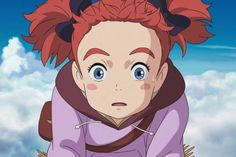 From Studio Ponoc, comes the new Japanese anime fantasy film Mary and the Witch's Flower. Mary and the Witch's Flower is the first feature film from Studio P. In Cinemas Now, Ghibli, Fantasy Films, Studio Ghibli, Cartoon, Cute Art, Witch, Animation, Fan Art