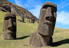 Landslide Unearths Moai Statue In Pitcairn Islands World News ...