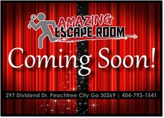 Book Your Escape Room At Amazing Peachtree City