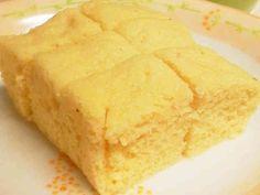おからパウダーで☆おからシフォンケーキの画像
