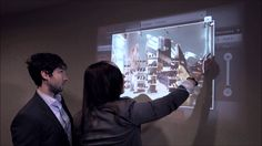 Ubi Interactive: Turn any surface into a touch screen