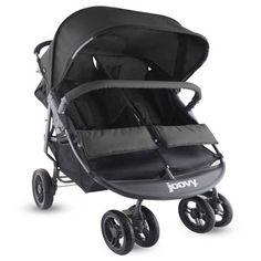 Joovy Double Strollers scooter is one kind of double jogging stroller.  It has larger life storage, bigger and better wheels, extra safety and comfort, quick and easy fold facility.