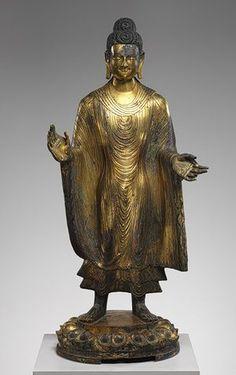 Buddha Maitreya (Mile) [China] (26.123) | Heilbrunn Timeline of Art History | The Metropolitan Museum of Art