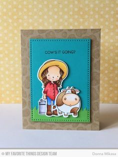 Green Pastures, The Whole Herd, Cross-Stitch Rectangle STAX Die-namics, Grassy Fields Die-namics, Green Pastures Die-namics, The Whole Herd Die-namics, Cow Print Stencil - Donna Mikasa  #mftstamps