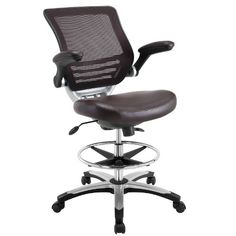 Best price on LexMod Edge Drafting Chair, Brown  See details here: http://allfurnitureshop.com/product/lexmod-edge-drafting-chair-brown/    Truly a bargain for the new LexMod Edge Drafting Chair, Brown! Have a look at this budget item, read buyers' feedback on LexMod Edge Drafting Chair, Brown, and order it online with no hesitation!  Check the price and Customers' Reviews: http://allfurnitureshop.com/product/lexmod-edge-drafting-chair-brown/  #home #decor #interior #room #homesweethome…
