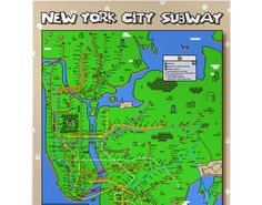 Gamify Your Commute With This Super Mario-Themed Subway Map | Gadget Lab | Wired.com