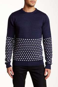 Supremebeing Mill Polka Dot Sweater