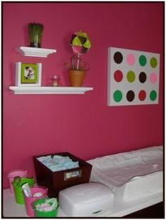 modern baby nursery kidroom