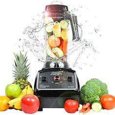 New #Age #Living #Commercial #Smoothie #Blender | Best For #Green #Smoothies, #Hot #Soups, #Crushed #Ice | Make #Pro #Quality #Shakes At #Home | #ETL #Rated OVERSTOCKED: We are passing our new volume discount on to you! Buy now and save. POWERFUL: A 3HP peak motor shreds through the toughest fresh or frozen ingredients. SAFE: The blending jar uses nearly indestructable baby bottle grade BPA free Tritan plastic. https://technology.boutiquecloset.com/product/new-age-living-comm