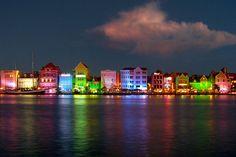 Handelskade Willemstad, Curacao. In september eerste grote reis buiten EU :)