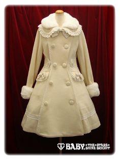 BTSSB coat